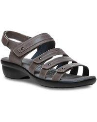 Propet - Aurora Wedge Sandal - Lyst