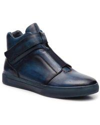 e6f63373fb80f7 Lyst - Lacoste Tamora Hi 116 2 High Top Sneaker in Black for Men