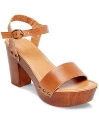 37db8a431a4 Lyst - Women s Madden Girl Platform heels On Sale