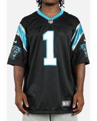Nike - Nfl Carolina Panthers Cam Newton Home Limited Jersey - Lyst