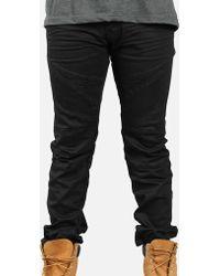Smoke Rise - Engineered Knee Jeans - Lyst