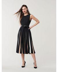 200370672d8 Lyst - Étoile Isabel Marant Multicolor Talita Dress in Black