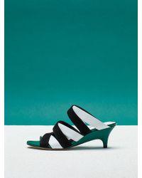 Diane von Furstenberg - Ghanzi Sandal - Lyst