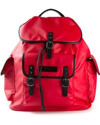 DSquared2 Buckle Fastening Backpack - Lyst