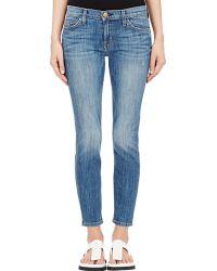 Current/Elliott The Stiletto Jeans - Lyst