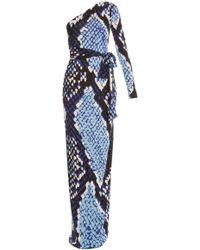 Diane Von Furstenberg Coco Maxi Dress - Lyst
