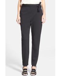 Proenza Schouler Tropical Wool Pants - Lyst