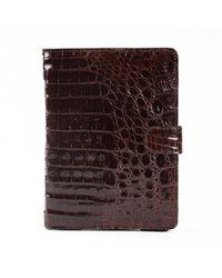 Anne Sisteron - Crocodile Kindle Case - Lyst