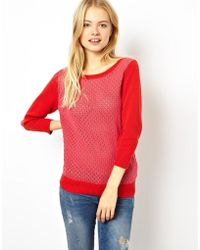 Jack Wills - Bright Contrast Jumper - Lyst