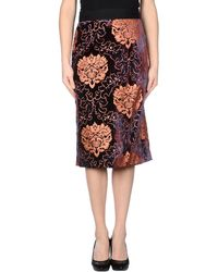 Rachel Roy - 3/4 Length Skirt - Lyst