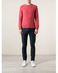 Polo Ralph Lauren Crew Neck Sweater - Lyst