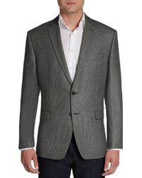 Calvin Klein Silk & Wool Birdseye Sportcoat/Slim-Fit - Lyst