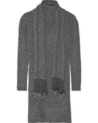 Thakoon - Addition Knitted Cardigan - Lyst