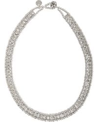Philippe Audibert - Lyse Crystals Necklace - Lyst