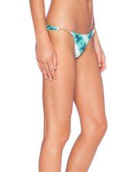 Vix Detail Bikini Bottom - Lyst