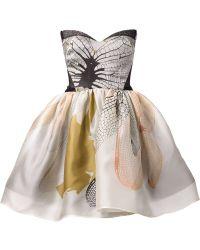 Maria Lucia Hohan Sleeveless Mini-Dress - Lyst