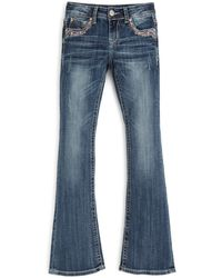 Grace In La - Girls' Imperial Bootcut Jeans - Sizes 7-16 - Compare At $60 - Lyst