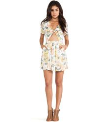 Free People Part Time Lover Dress - Lyst