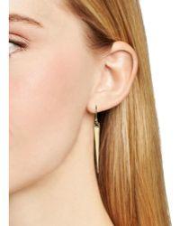 Melinda Maria - Lillian Pyramid Drop Earrings - Lyst