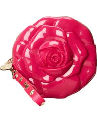Betsey Johnson Gifting Wristlet - Lyst