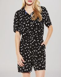 Two By Vince Camuto - Dash Print Romper - Lyst