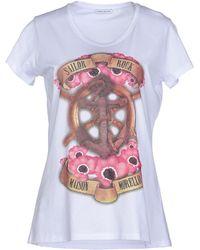 Frankie Morello T-Shirt - Lyst