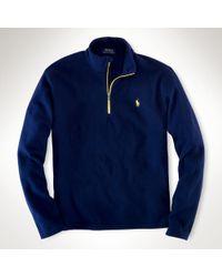 Polo Ralph Lauren Performance Half-zip Jacket - Lyst