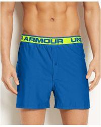 Under Armour Original Knit Boxer Loose Fit - Lyst