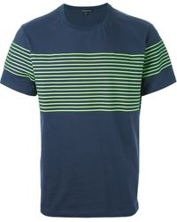 Surface To Air Striped T-Shirt - Lyst