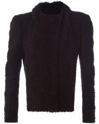 Isabel Marant Black Graysonn Jacket - Lyst