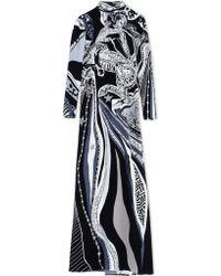 Emilio Pucci | Long Dress | Lyst