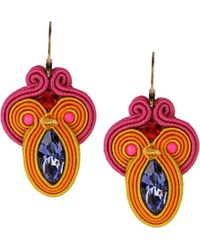First People First Earrings - Lyst