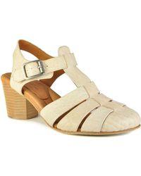 Gentle Souls Lucerine High-Heel Sandals - Lyst