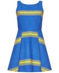 Alice + Olivia Holis Structured Dress - Lyst
