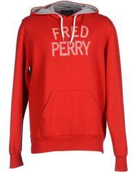 Fred Perry   Sweatshirt   Lyst