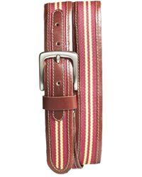 Jack Mason Brand | 'tailgate - Arizona State Sun Devils' Belt | Lyst