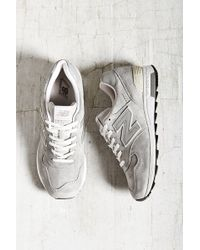 New Balance Made In Usa 1400 Connoisseur Running Sneaker gray - Lyst