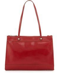 Hobo Estella Soft Leather Satchel Bag - Lyst