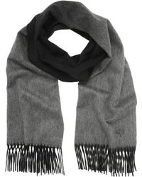 Mulberry Cashmere Ombre Wrap - Lyst