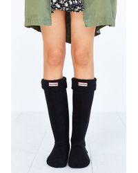 Hunter Tall Boot Sock - Lyst