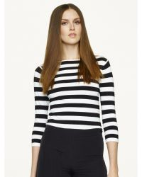 4b474a0ee9 Knit Cashmere Tube Top by Ralph Lauren Black Label at Bergdorf