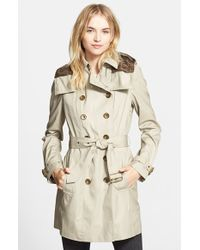 Burberry Brit Reymoore Trench Coat  - Lyst