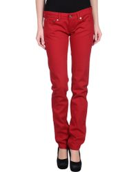 Dondup Casual Pants - Lyst