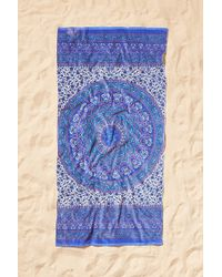 Urban Outfitters - Ophelia Medallion Beach Beach Towel - Lyst