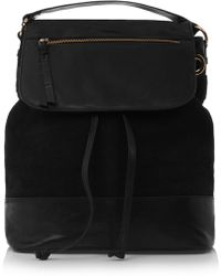 Oasis - Leather Lucy Backpack - Lyst