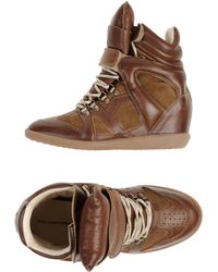 Etoile Isabel Marant High-Tops & Trainers - Lyst