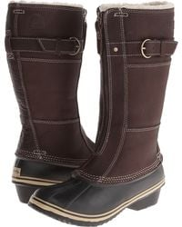 Sorel Winter Fancy Tall Ii - Lyst