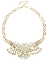 Catherine Stein - Fan Cluster Statment Necklace - Lyst