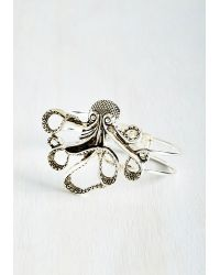 Zad Fashion Inc. - My Pet Octopus Bracelet - Lyst