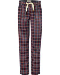 Ted Baker - Patterned Nightwear Trousers - Lyst
